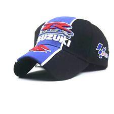 New embroidered SUZUKI  baseball cap F1 Racing hat