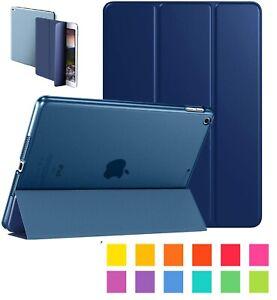 Magnetic Smart  Stand Slim Case Cover iPad Air 9.7 2018/17 10.2 10.5 Pro Mini 5