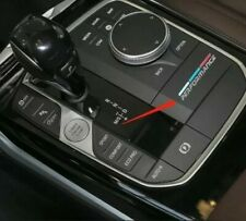 BMW M STRIPE STICKER INTERIOR EMBLEM 1 3 4 5 7 X3 X5 SERIES G20 G30 F30 F10 M3