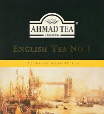 300  Ahmad English No 1 Tea Bags   (3 Boxes Of 100 )**** Free Post *****