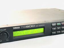 Yamaha TG 500 Classic Vintage Synthesizer - 64 voices MIDI - Works Great