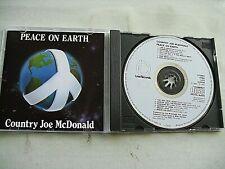 Country Joe McDonald – Peace On Earth  1984