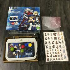 BlazBlue Continuum Shift Hori Ex2 Fighting Arcade Stick - Boxed Xbox 360 PC RARE