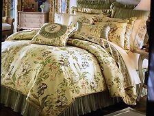 Croscill Queen 4-Pc Comforter Set ~ Iris