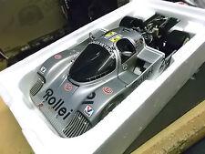 PORSCHE 956 LH Le Mans 1984 #21 Rollei C. Mey Racing De Minichamps 1:18