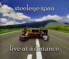 Steeleye Span - Live at a Distance [New CD] With DVD, Boxed Set