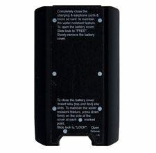 Battery Cover for Verizon Casio GzOne - Black