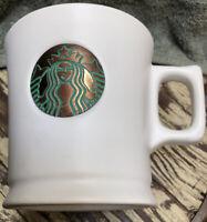 Starbucks Coffee Mug Cup 2014 Siren Collection Copper Logo Mermaid 14oz Tea