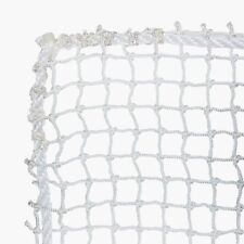 Golf Barrier Net,Knotted Nylon , #18 White  , 10FT HEIGHT X 10FT  LONG ,  NEW!!