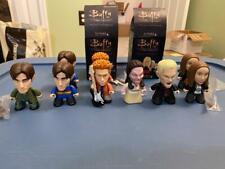 Titans Vinyl Figures Buffy the Vampire Slayer Lot of 9 Xander CHASE
