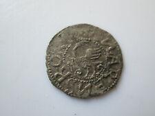 Danemark medieval silver schilling , bishop Magnus, Arensburg, Ösel-Wiek