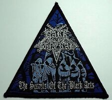 DARK FUNERAL THE SECRETS OF THE BLACK ARTS   WOVEN  PATCH