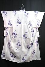 05v6404 Cotton Tall Japanese kimono YUKATA Flower