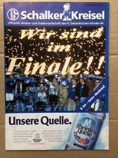 More details for fc schalke v inter milan uefa cup final 1997