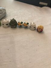 Angry Birds Figures Lot Star Wars Cars Launcher