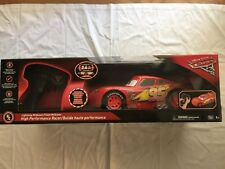 Disney Pixar Cars 3 Lightning/Flash McQueen Hi Performance Racer R/C Car 75 MPH