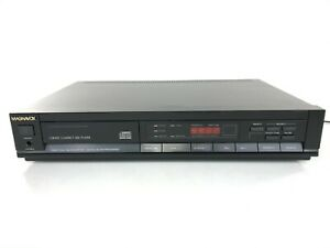 Vintage Magnavox Single Disc CD Player CDB490 Compact Disc 16 Bit NO REMOTE