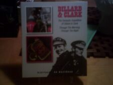 DILLARD & CLARK - THE FANTASTIC EXPEDITION OF DILLARD & CLARK/THROUGH THE MORNIN
