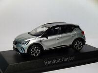 Renault CAPTUR II de 2020  au 1/43 de NOREV 517775
