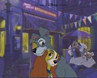 Lady and the Tramp The Magic of Disney Animation Limited Edition Cel
