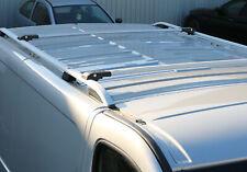 Renault Trafic CORTO 2001-2014 Barras de techo y barras transversales de alu