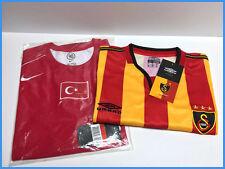 Official Galatasaray Turkey Team Soccer Football Jersey Nike Umbro Mens Large L