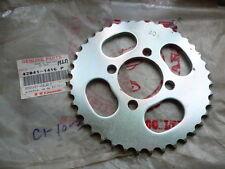 KAWASAKI AR125 KR150 REAR SPROCKET 40T NOS 42041-1416