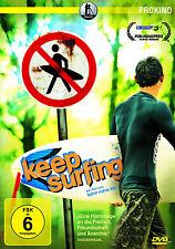 % DVD *  KEEP SURFING # NEU OVP