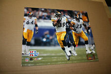 PITTSBURGH STEELERS WILLIE PARKER UNSIGNED 8X10 PHOTO POSE 1