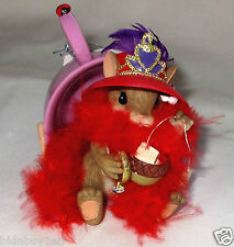 Fitz and Floyd Red Hat Charming Tails, You'Re Pret-Tea Sweet, Maxine Mouse - r9