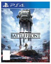 Star Wars Front Ps4 Playstation 4