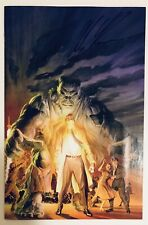 "IMMORTAL HULK #20 Cover B ""SIGNED"" ALEX ROSS SDCC EXCLUSIVE"
