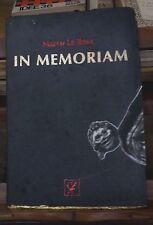 In memoriam - Marco La Rosa - 8 Incisioni di Romano Masoni - Edizione numerata