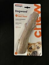 Petstages Dogwood Wooden Dog Chew Toy – Safe, Natural & Healthy Chewable Stic...