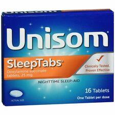 Unisom SleepTabs - 16 TB