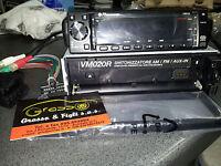 Autoradio Phonocar VM020 50w x4 FM-AM Linea Aux in USB SD CD non disponibile mp3