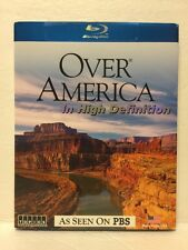 OVER AMERICA: In High Definition (Blu-ray Disc, 2008)    As Seen on PBS