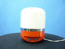 Space Age Radio Lampe Tischlampe Table Lamp EUROPHON 70er Jahre