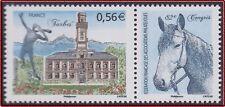 2009 FRANCE N°4368** 82ème Congrès Philatélique à TARBES Cheval, Horse MNH