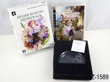 Atelier Rorona Premium Box Playstation 3 Japanese Import PS3 LE Japan US Seller