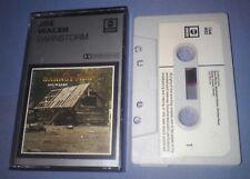 JOE WALSH BARNSTORM PAPER LABELS cassette tape album T5329