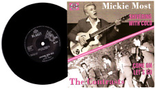 MICKIE MOST - SHIVERIN' WITH COLD & THE CONTRASTS - COME ON LET'S GO - LISTEN