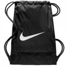 Nike Gymsack for Women Men Kids Bag Boys Black Brasilia Team Training White