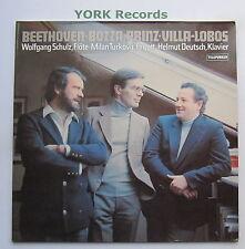 6.42420 - BEETHOVEN / BOZZA / PRINZ / VILLA-LOBOS - Trios - Ex Con LP Record