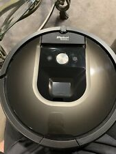 iRobot Roomba 980 Wi-Fi Connected Robot Vacuum And Many Accessories!