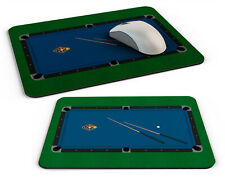 9 Ball Pool Table Billiards Computer PC Mousemat