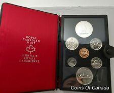 1976 Canada 7 Coin Prestige Silver Dollar Specimen Set ORIGINAL! #coinsofcanada