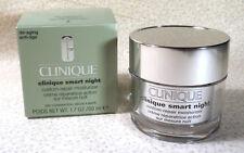 Clinique Smart Night Moisturizer - Dry Combination Skin - 1.7 oz. - Boxed