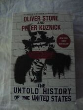 2012 Book; The Untold History Of The United States by Oliver Stone
