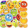 50 Emoji Smartphone Phone Stickerbomb Aufkleber Sticker Mix Decals wxr